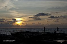 Kudat sunset