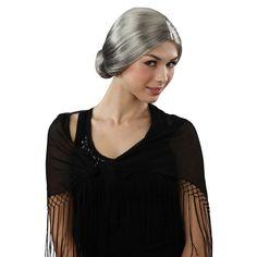 Perruque Grand-Mère #perruquesdéguisements #accessoiresdéguisements #accessoiresphotocall