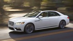 2017 Lincoln Continental faces early recall     - Roadshow  Roadshow  News  Luxury cars  2017 Lincoln Continental faces early recall  Ford Motor Company has issued a pair of safety compliance recalls one for the headlights on its brand-new 2017 Lincoln Continental sedan and the other for a small number of 2015-16 Ford Edge crossover SUVs over ABS concerns.  Nearly 1900 Lincoln Continentals  an estimated 1826 units in the US and a further 49 in Canada among them  are affected by the recall…