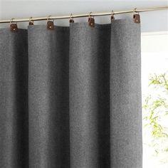 leather curtain hooks Athelstane Grove