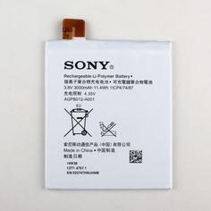 [Visit to Buy] #Advertisement Original Sony 3000mAh Battery For Sony Xperia T2 Ultra XM50t XM50h D5303 D5306 D5322 AGPB012-A001