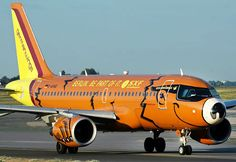 Updated October 18, 2016 The choice of airline liveries lies wholly at the discretion of the airline (or the corporate entity that owns the airline), and most fall in line with standard (and not ve…