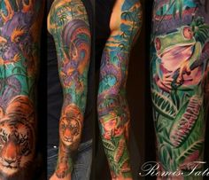 tattoos | ... tattoo are really interesting. The detailed sleeve ...