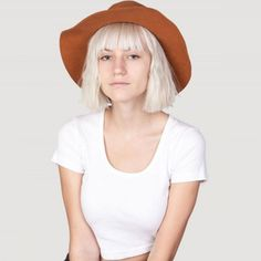 Brixton Hats Dalila Wool Floppy Hat #villagehatshop