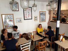 Les petites tables Le meilleur poulet rôti de Paris est chez Nossa pour 10 € !