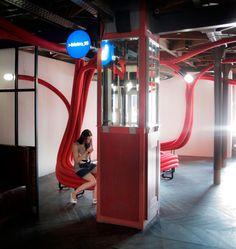 Daniel Paya | Diseño de Interiores, Arquitectura y Decoración | Madrid | BLOG: Instalación Bistro 16 | Sebastien Wiernick