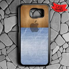 Apple Jeans Samsung Galaxy S7 Black Case