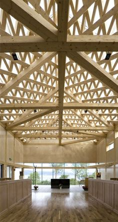 Jensen Skodvin Architects; Tautra Maria Convent (New Construction); Tautra, Norway, 2006.