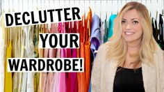 How To: Clean Out Your Closet! Tips and Tricks!