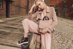Prüne Summer Campaign 2017 Romantic, Coat, Jackets, Bags, Life, Fashion, Elegant, Women, Down Jackets