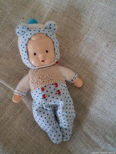 Шьем и вяжем малышам из СССР. / Одежда и обувь для кукол своими руками / Бэйбики. Куклы фото. Одежда для кукол