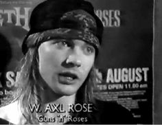 axl rose young - חיפוש ב-Google