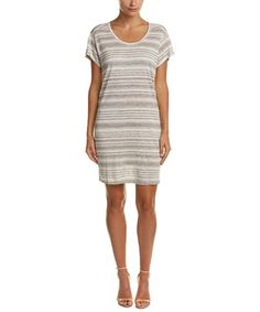 VELVET VELVET BY GRAHAM & SPENCER LINEN KNIT DRESS. #velvet #cloth #