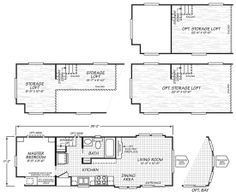 Model homes and floor plans