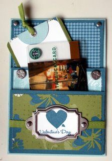 14 Valentine Gifts for Teachers. I'd want a Starbucks card too.. This may be the winner