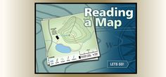 WebRangers…Reading a Map - Nice Interactive from the National Park Service.