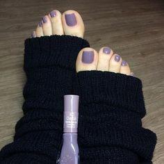 Seduction By The Feet. Pretty Toe Nails, Cute Toe Nails, Sexy Nails, Sexy Toes, Pretty Toes, Toe Nail Art, Foot Pedicure, Pink Pedicure, Nail Paint Shades