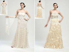 wedding gowns by Sue Wong (5) .A Gatsby style wedding