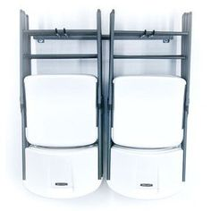 Garage Storage Systems   Small Folding Chair Rack     Plain And Simple  Deals   No Frills, Just Deals