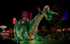 Best Main Street Electrical Parade Viewing Spots & Photography Tips -  everything you need to know for seeing and photographing night parades at Disney.