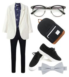 """""""Untitled #26"""" by yzabel-managa on Polyvore featuring Paul Smith, True Religion, Chicnova Fashion, William Rast and Herschel Supply Co."""