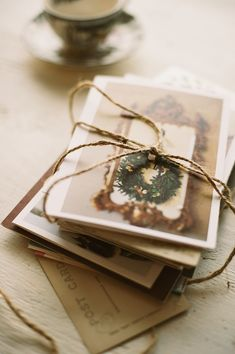 Sylvia's Simple Life: You must see this website and gorgeous holiday cards!!