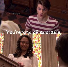 """Jerome ask Joy to go dating """"you're kind of adorable"""""""