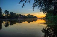 Belles Lumières ligériennes matinales #ValdeLoire par Erwan Fiquet .Très bonne journée à toutes à tous sur My Loire Valley ;-)