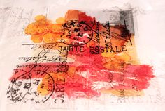 Fusing plastic bags and printing on them with alcohol based inks. Cool way to recycle plastic grocery bags.