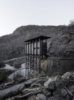 The Noble Simplicity of Peter Zumthor's Allmannajuvet Zinc Mine Museum,© Aldo Amoretti