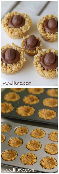 Easter Scotcharoo Cups - Quick Recipeez