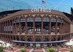 cc68a28f2a6bb Citi Field Home of the New York Mets New York Mets Baseball