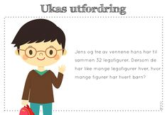 ukas utfordring Language, Classroom, Teacher, Education, Maths, Children, School, Zara, First Grade