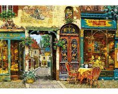 Puzzle Educa La Palette Notre Dame1000 Piezas