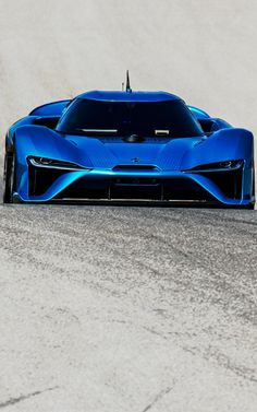 (°!°) 2018 NextEV NIO EP9 testing at Texas COTA