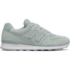 New Balance 696 Suede Women's Running Classics Shoes (1.929.190 VND) ❤ liked on Polyvore featuring shoes, new balance footwear, suede leather shoes, suede shoes, new balance shoes and new balance