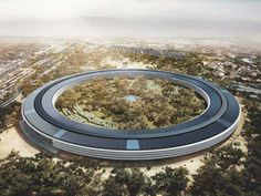 Have a look at the solar panels covering the roof of Apple's new headquarters, and marvel at the dirty electricity from the inverters that the developers of the new iPhone will be subjecting themselves to. It's poetic justice, I suppose...