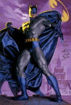"""Batman"" by Glen Orbik"