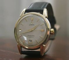 Omega Seamaster Date-At-Six Automatic #Omega #Seamaster #Watches #Menswear - omegaforums.net