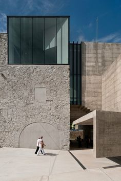 Can Framis Museum in Barcelona by BAAS Arquitectes
