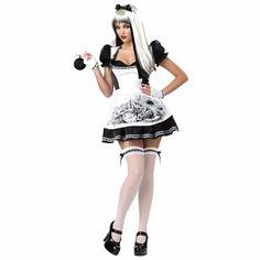 Dark Alice Sexy Adult Costume