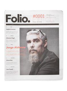 Print / Folio. by Face. — Designspiration