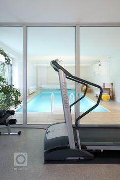 Interéru domu na Bílé Hoře - Ing. Gym Equipment, Arch, Fitness, Longbow, Workout Equipment, Wedding Arches, Bow, Arches, Belt