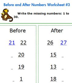 Free printable math worksheets for kindergarten and elementary school, math games, math lesson plans
