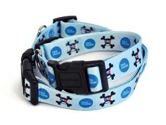 Paul Frank Dog Collar in 3D Skurvy available at www.ZoePetSupply.com