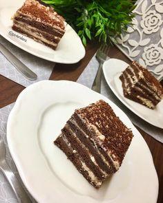 2 gramm szénhidrátot tartalmazó Marlenka ízű sütemény (gluténmentes, tejmentes, PALEO) – Éhezésmentes karcsúság Szafival Paleo, Tiramisu, Muffin, Ethnic Recipes, Food, Cooking, Essen, Beach Wrap, Muffins