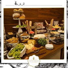 1000 images about mesa de quesos on pinterest cheese - Mesas para buffet ...