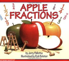 Apple Fractions by Jerry Pallotta, http://www.amazon.com/dp/0439389011/ref=cm_sw_r_pi_dp_sv3eqb10FVSV3