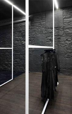 Retail Design | Store Interiors | Shop Design | Visual Merchandising | Retail Store Interior Design | Cahier d'Exercices boutique by  Saucier + Perrotte Architectes