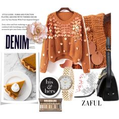 beautifull pearls by difen on Polyvore featuring Alima and Disney